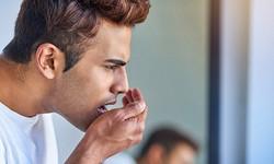 como eliminar mau hálito que vem do estômago