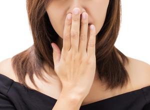 como diminuir o mau hálito