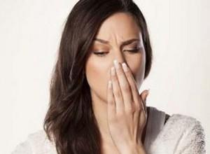 cura para mau hálito estomacal