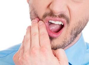 desinchar dente rápido