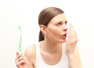 tratar mau hálito